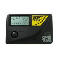 DANELECTRO QT-2/E Гитарный тюнер хроматический, ЖК- дисплей, метрическая и светодиодная индикация