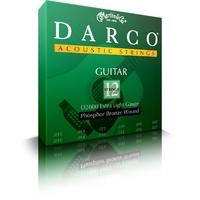 DARCO D2000 НАБОР 12 СТРУН для гитары Акустик, Фосфор-Бронза, Cталь 010-047
