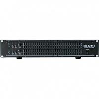 LEEM EQ-2231E Эквалайзер 31х2 канала 2U