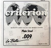 La Bella CPS009 Отдельная 1-я струна, сталь, 009