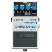 Boss DD-3 Педаль эффектов для гитары, Digital Delay