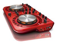 Pioneer DDJ-WEGO2-R MIDI контроллер