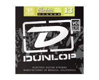 Dunlop DEN1356 Комплект струн для электрогитары, никелированные, Extra Heavy, 13-56
