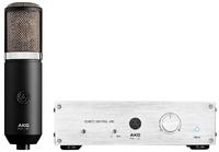 AKG P820 TUBE  Ламповый микрофон + блок управления