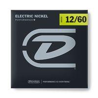 Dunlop DEN1260 Performance + Комплект струн для электрогитары, никелированные, Medium/Extra  Heavy, 12-60