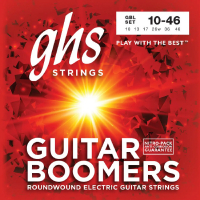 GHS STRINGS GBL GUITAR BOOMERS™ 10-46 ( 59709)