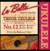 La Bella Ukulele 12 струны для укулеле