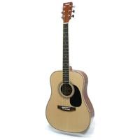 HOMAGE LF-4123 Акустическая 6-струнная гитара