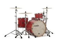 Sonor 16100038 SQ1 320 Set NM 17338 Набор барабанов, б/кронштейна, красный