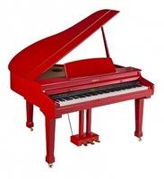 Orla Grand 450 RED Цифровой рояль c автоаккомпанементом, красный