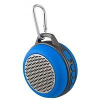 """Колонка-Bluetooth Perfeo """"SOLO"""" FM, MP3 microSD, AUX, мощность 5Вт, 600mAh, синяя"""