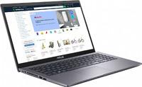 "ASUS VivoBook X509JA-EJ028T, 15.6"", Intel Core i5 1035G1 1.0ГГц, 8ГБ, 256ГБ SSD, Intel UHD Graphics , Windows 10, 90NB0QE2-M00700, Ноутбук серый"
