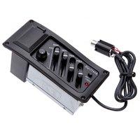 Belcat EQ-7545 Звукосниматель с 4-х полосным эквалайзером