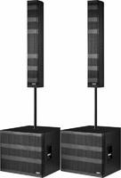 NOVA EUPHORIA PLUS Активный звукоусилительный комплект