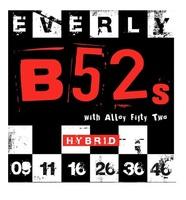 EVERLY SET 9219 Комплекст струн для электрогитары