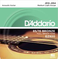 D'Addario EZ920 Набор 6 струн для акустической гитары