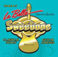 La Bella 1S Sweetone Комплект струн для классической гитары