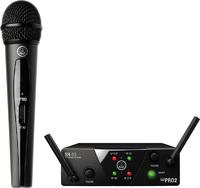AKG WMS40 Mini Vocal Set Band US45C (662.300) вокальная радиосистема с ручным передатчиком и капсюле