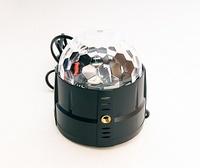 Bi Ray MM001 Светодиодный эффект «диско-шар» мини, 3х1Вт