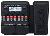 Zoom G1X FOUR гитарный процессор мультиэффектов с педалью экспрессии, работает с Guitar Lab