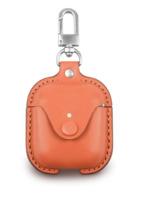 Cozistyle Leather Case for AirPods - Orange CLCPO001 Сумка