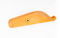 Мир гуслей MG-L9LA Гусли 9 струнные Лебедушки, цвет лиственница
