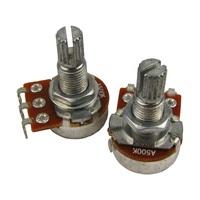 PP-T02-500 гитарный потенциометр, А500К, Smiger