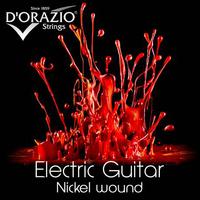 D'ORAZIO 33/A Струны для электрогитары (Италия)