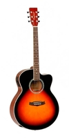 Tanglewood DBT-SJCE-TSB Электроакустическая гитара