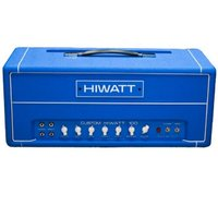 Hiwatt DR103B Custom 100 Head Blue