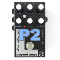 AMT P-2 Legend amps Guitar preamp (PV-5150 Emulates 2)