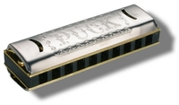 Hohner Puck Display C (М55001) Губная гармошка