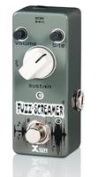 Xvive V4 Fuzz Screamer Педаль эффектов для гитары, мини-корпус