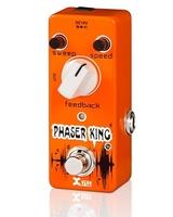 XVIVE V6 Phaser King Педаль эффектов гитариста, мини-корпус