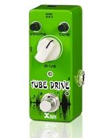 XVIVE V7 Tube Drive Педаль эффектов гитариста, мини-корпус