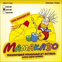 VIRTUOZO 021-M МАМАКАБО АКУСТИК, Набор 6 струн для гитары акустик