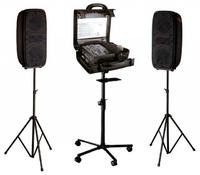 Studiomaster Runabout Мобильный комплект звукоусиления