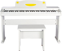 Artesia FUN-1 WH Пианино цифровое, цвет белый