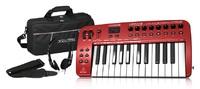 BEHRINGER UMA25S USB / MIDI Клавиатура со встроенным звуковым интерфейсом