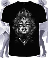 GOOD футболка ( 14-1656 ) MARILYN MONROE