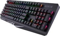 Mad Catz  S.T.R.I.K.E. 4 Игровая клавиатура чёрная