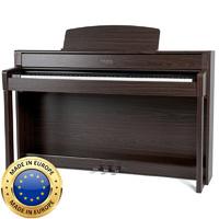 GEWA UP 380 G Wooden Keys Rosewood цифровое пианино с кейсом