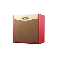 """Cort CM15R DR гитарный комбо, 15 Вт, динамик 8"""", ревербератор, габариты 305х315х190 мм, вес 6 кг, цвет корпуса красный"""