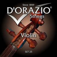 D'Orazio SET-25BW Струны для скрипки