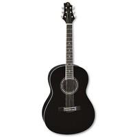 GregBennett ST91/BK - Акустическая гитара, размер 3/4
