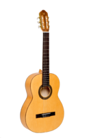 NewTone SCLSNSPCE Silena Классическая гитара из массива со звукоснимателем