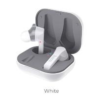 Hoco ES34 Pleasure TWS (White) Bluetooth-наушники беспроводные вакуумные
