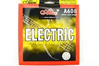 Alice A608(4)-M Medium Комплект струн для бас-гитары, сталь/сплав никеля, 045-105