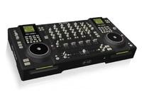 B-52 Prodigy Рабочая станция DJ, 2 х CD/MP3, 4-канальный микшер