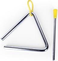Fleet FLT-T10 Треугольник металлический диаметр 8мм, с палочкой